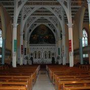 Inside Ennis Cathedral