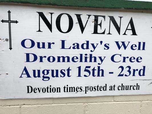 Homily for the Feast of the Assumption - Drumelihy Novena
